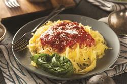 Spaghetti Squash With Bolognese (Pressure)