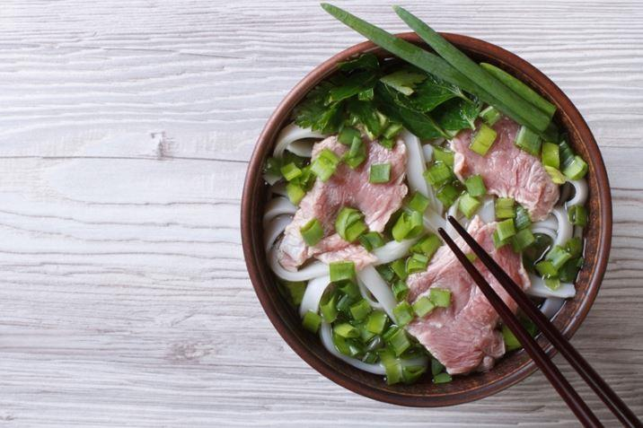 This Vietnamese pho broth is cooked to perfection in your slow cooker.