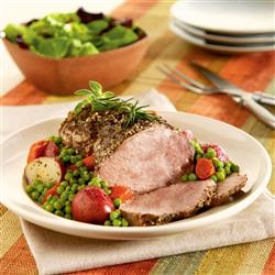 Simple Slow Cooker Pork Roast 