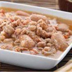 Frijoles charros (haricots)