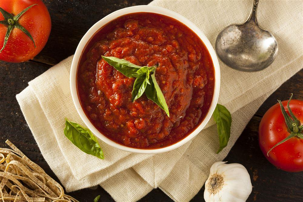 Classic Italian Marinara Meat Sauce