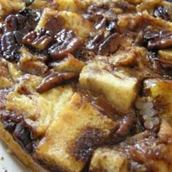Cinnamon Swirl French Toast Casserole