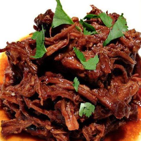 Asian Barbecue Pulled Pork