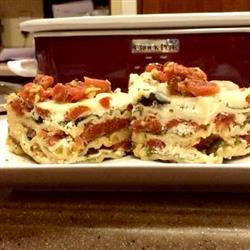 Amazing slow cooked lasagna