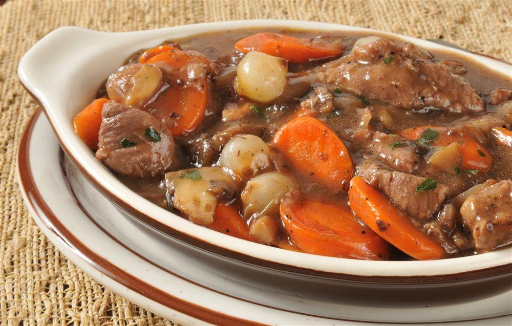 Carrie-Ann's homemade Beef Stew