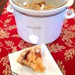 Apple Pie with Crock-Pot