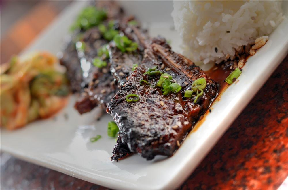 Korean BBQ Beef Short Ribs