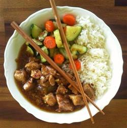 Crock-Pot® Spicy Honey Chicken Teriyaki