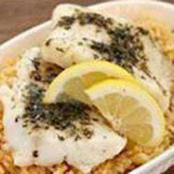 Slow Cooker Lemon & Herb Cod