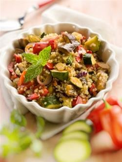 Quinoa can be added to just about any dish, but quinoa bowls are easy and delicious.
