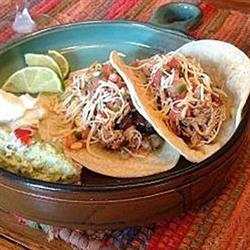 Crock-Pot® Chicken Soft Tacos